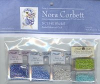 NC134E-Bluebell Spring Garden - Pixie Couture Collection Embelli
