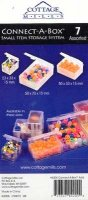 4204- Connect-A-Box Assorted sizes, Bead holder