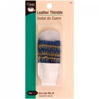 Leather Thimble-One Size