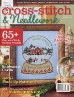 Holiday 2015 Issue-Cross-Stitch & Needlework Magazine