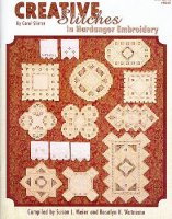 Creative Stitches In Hardanger Embroidery