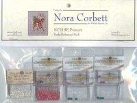 NC119E- Prancer - Christmas Eve Couriers Embellishment Pack