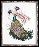 NC130-Lilac-Spring Garden-Pixie Couture Collection