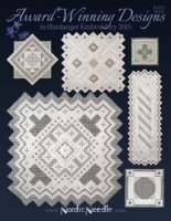 Award Winning Designs in Hardanger Embroidery 2015
