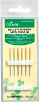 Gold Eye Tapestry Needles-Size 24 6/Pkg