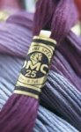 DMC 6 Stranded Cotton floss