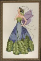 NC167-Maidenhair-Spring Garden Party - Pixie Couture Collection