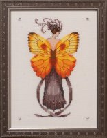 NC239-Miss Solar Ellipse Butterfly Misses Collection
