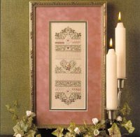 Pretty Posies Sampler - (04-2900)