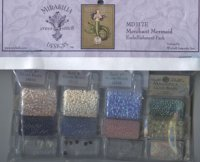 Merchant Mermaid Embellishment Pack-MD117e