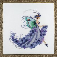 NC199-Wisteria Pixie Blossom Collection