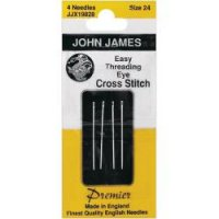 John James Easy Threading Calyxeye Hand Needles-24