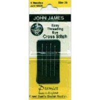John James Easy Threading Calyxeye Hand Needles-26