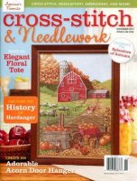 November 2013-Cross Stitch & Needlework Magazine
