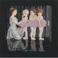 First Recital Counted Cross Stitch Kit