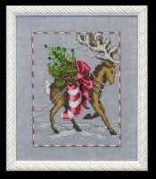 NC119-Prancer-Christmas Eve Couriers