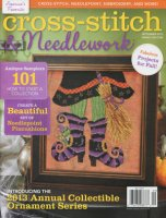 September 2013-Cross Stitch and Needlework Magazine