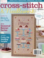 Spring 2015-Cross Stitch and Needlework magazine