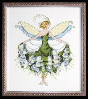 NC129-Lily Of The Valley-Spring Garden - Pixie Couture Collectio