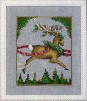 NC116-Blitzen - Christmas Eve Couriers
