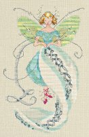 Stitching Fairies-Linen Fairy