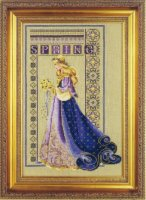 Celtic Spring, lady (LL50)