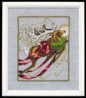 NC121-Rudolph - Christmas Eve Couriers