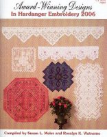 Award Winning Designs In Hardanger Embroidery 2006 - (240)