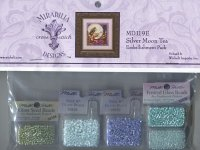 Silver Moon Tea Embellishment Pack-MD119e