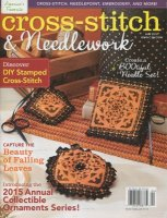 Fall 2015-Cross-Stitch & Needlework Magazine