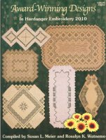 Award Winning Designs in Hardanger Embroidery 2010 - (247)