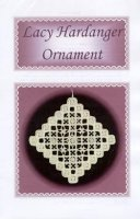 Lacy Hardanger Ornament - (03-2018)