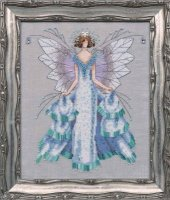 NC204-Faerie Winter Dream Pixie Seasons Collection