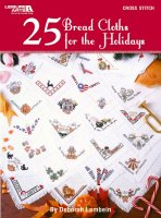 25 Bread Cloths For The Holidays (LA-4848)