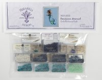 Renaissance Mermaid Embellishment Pack-MD151e