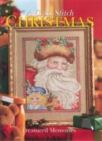 CSNB12110-Cross Stitch Christmas Treasured Memories 2008