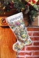 07-2628- Gardener's Christmas Stocking