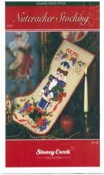 Nutcracker Stocking, Stoney Creek