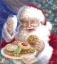 Milk And Cookies (Santa)