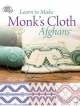 Learn To Monk's Cloth Afghans, Huck Embroidery