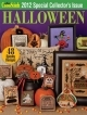 Halloween Collection Book 2012
