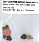 God & Chocolate Button Pack (9709)