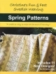 Spring Patterns (Swedish/huck weaving)