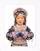 Thai Hilltribe Girl - (KIT)
