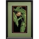 Tree Frog Among Leaves  Item  (35251)