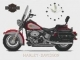 PINN33-M- Harley Davidson Kit (Clock NOT Incl)