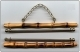 34012 - Bamboo - Natural Finish 12cm (4-3/4in)
