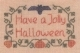 Jolly Halloween, saying