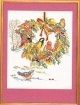 Birds & Fall Wreath - #7712986 Eva R.