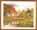 Cottage By A Stream - #7714184 Eva R.
